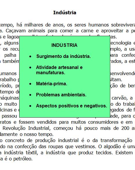 História da Indústria: surgimento, vantagem e desvantagens.